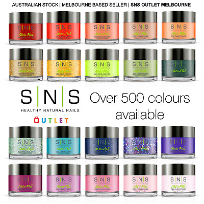 AU32 • Buy SNS Dipping Powder Gelous Colour All Colours/ Collections (1oz/ 23g)