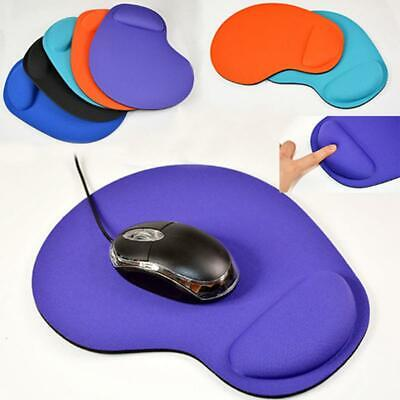 Ergonomic Mouse Pad Wrist Rest Support Comfort Mat Non Slip PC Laptop Computer • 1.54£
