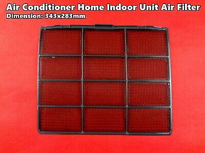 AU22.51 • Buy Air Conditioner Spare Parts Home Indoor Unit Air Filter 343x283mm (F58)NEW