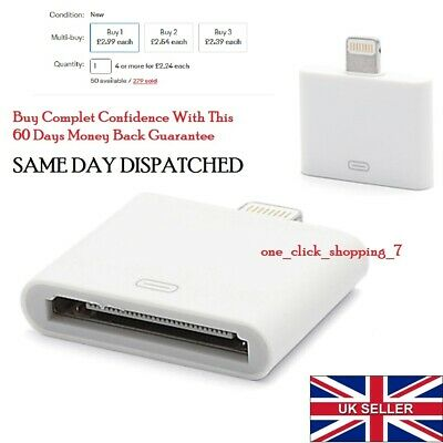 Display Port DP Male To HDMI Female Adapter Converter Connector 1080p HDTV PC UK • 3.29£