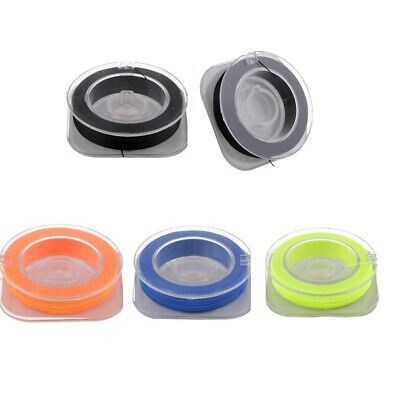 5x Whipping Wrapping Building Thread Fix Line For Fishing Rod Ring Guide • 7.36£