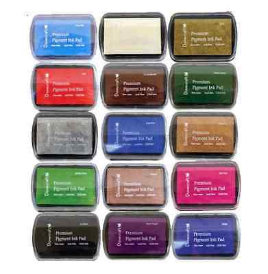 Dovecraft Premium Pigment Ink Pads - Choice Of 15 Colours  • 1.50£