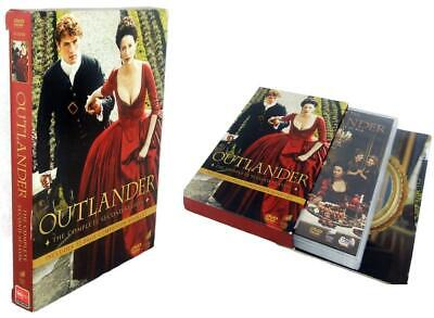 AU26.95 • Buy Outlander The Complete Second Season DVD Series Two Like New Set - PAL 2 4 5