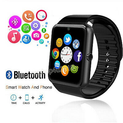 AU22.59 • Buy Smart Watch Tracker SIM Card Kids Phone Wrist Camera For Android Samsung& IPhone