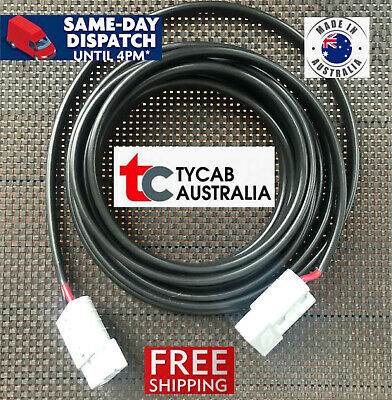 AU39.99 • Buy 5m Auto Cable Lead 50 Amp Anderson Style Plug Extension Lead 6mm Twin Core Wire
