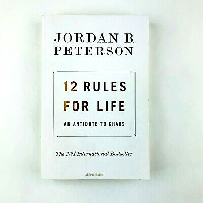 AU18.49 • Buy 12 Rules For Life: An Antidote To Chaos By Jordan B. Peterson
