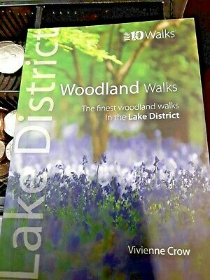 LAKE DISTRICT WOODLAND WALKS: Top 10 Walks Series (Lake Distr New Paperback Book • 5.99£