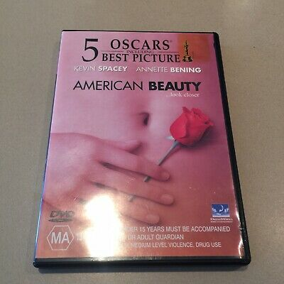 AU8 • Buy American Beauty Kevin Spacey Best Picture Drama Comedy Movie Dvd Free Shipping