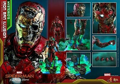 $ CDN654.88 • Buy Hot Toys 1/6 Mysterio's Iron Man Illusion Collectible Spider-Man: Far From Home