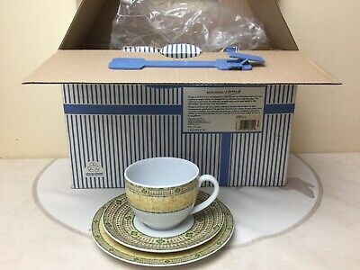 Wedgwood Home Florence 18pce Teaset Boxed New Unused • 39.99£