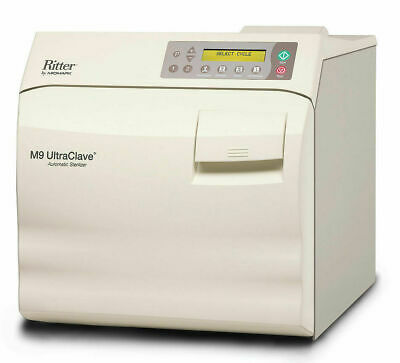 $2799.99 • Buy Ritter / Midmark M9 UltraClave / Steam Sterilizer Fully Automatic