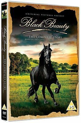 Black Beauty: The Complete Story [DVD] • 11.99£