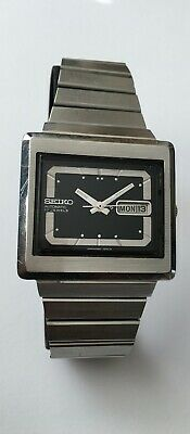 $ CDN220 • Buy Vintage Seiko 6309-5030 Automatic 17 Jewels Water Resistant Stainless Steel Day