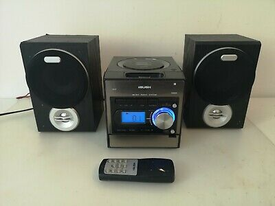 Bush Cmc17i Docking Station For IPod And CDs, Double Speakers, Remote • 20£