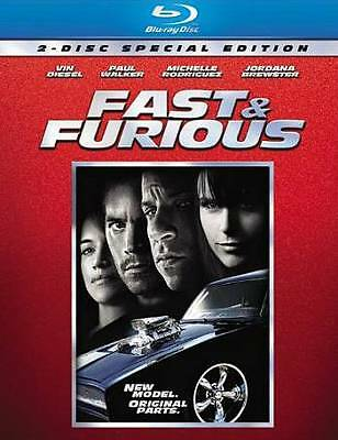 $ CDN9.95 • Buy Fast  Furious Blu-ray Disc 2 Disc Special Edition MINT DISCS Very Fast Ship!