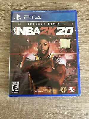 $ CDN30.32 • Buy NBA 2K20 PS4 For Sony PlayStation 4 2020 BRAND NEW SEALED