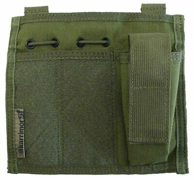 Karrimor SF Admin Panel Small QR Modular MOLLE / PALS - Olive Green • 7.99£