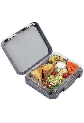 AU39.13 • Buy Leakproof Bento Lunch Box Container Snug For Adult And Kids