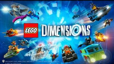 Compatible With LEGO DIMENSIONS - Custom Character NFC Tags (BN) • 5£