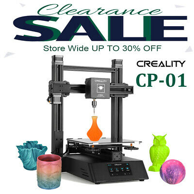 AU284.99 • Buy Anet A8 Plus Upgraded Self Assembly DIY 3D Printer Kit 300*300*350mm +1KG PLA AU