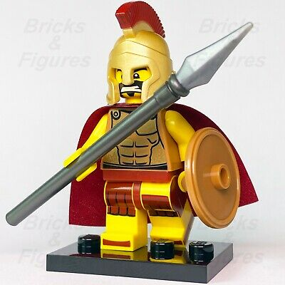 £28.70 • Buy New Collectible Minifigures LEGO® Spartan Warrior Series 2 Soldier Minifig 8684
