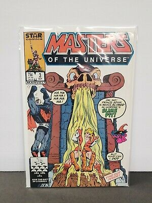 $10 • Buy Masters Of The Universe #3 Star Comics