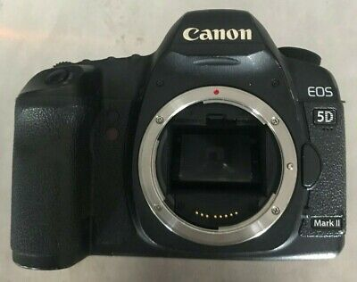 $ CDN550.42 • Buy Canon EOS 5D Mark II 21.1MP Digital SLR With Original Battery.