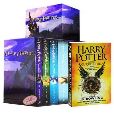 AU94.99 • Buy Harry Potter Special Edition Paperback Complete Book Set JK Rowling Gift