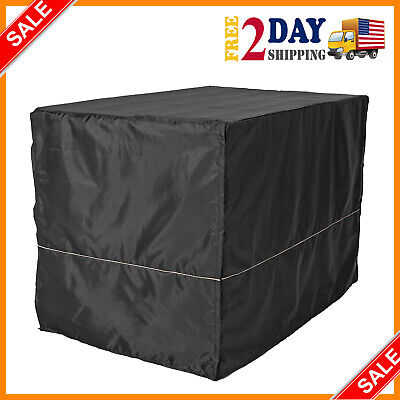 $25.85 • Buy 48  Extra Large Giant Breed Dog Crate Kennel XL Pet Wire Cage Huge Folding Cover