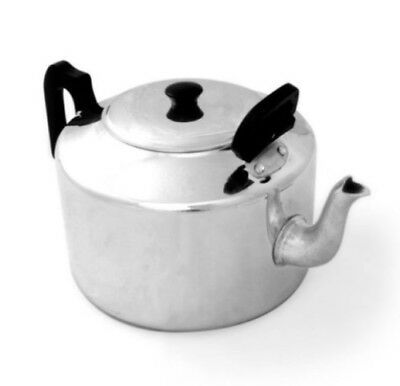 £26.95 • Buy Aluminum Teapot Professional Large Catering  - 6 Or 8 Pint - Made In The UK