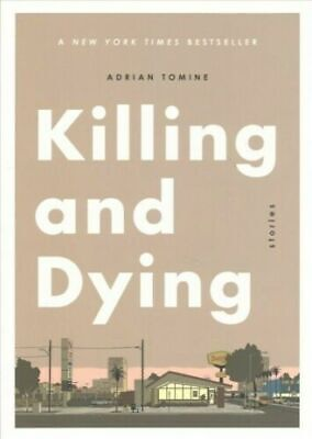 Killing And Dying  By Adrian Tomine  Comics Book Graphic Novel • 13.99£