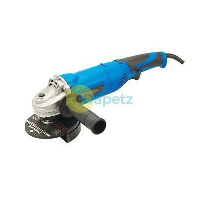 950w Variable Speed 115mm (4.5 ) Mini Angle Cutter Grinder 11000rpm New • 39.93£
