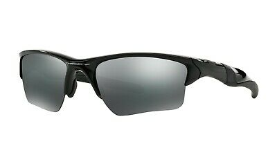 AU154.95 • Buy Bnwt Genuine Oakley Half Jacket 2.0 Xl Oo9154 Black Iridium Sunglasses