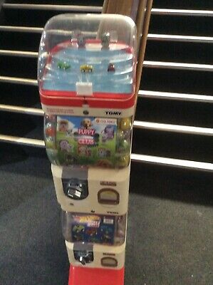 Tomy Dispensing Coin Operated Dispensing Machine, 2 Available • 100£