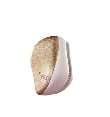 Tangle Teezer® Compact Styler Detangling Hairbrush – Gold Starlight • 8£