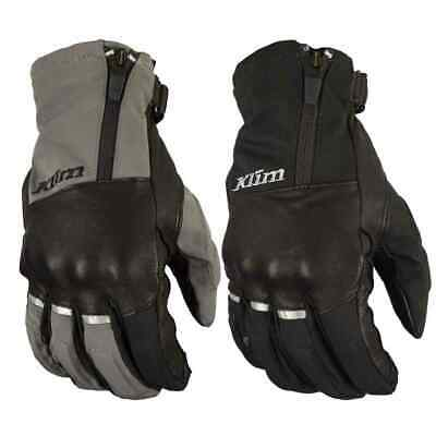 $ CDN168.45 • Buy Klim Touring Series Vangurd Short Mens Leather Street Riding Motorcycle Gloves