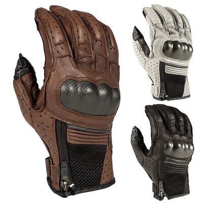 $ CDN168.45 • Buy Klim Touring Series Induction Mens Leather Street Riding Motorcycle Gloves