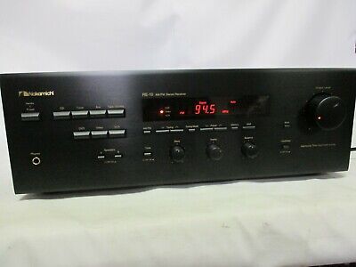 $139.99 • Buy Nakamichi RE-10 AM/FM Stereo Receiver Tuner Works Great