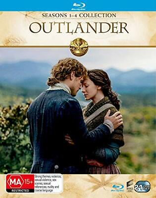 AU117.43 • Buy Outlander - Seasons 1-4 [Blu-ray] Collection Box Set