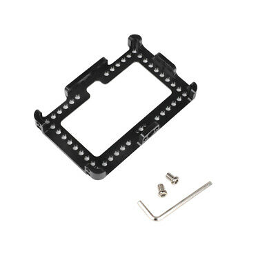 AU50.36 • Buy FEICHAO Camera Monitor Cage Mount Bracket For FeelWorld F6 Plus 5.5 Inch Display