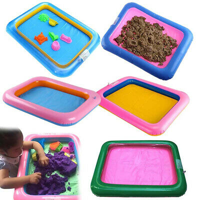 Large Plastic Kids Children Party Play Tuff Spot Mixing Tray Toy Sand Pit Stand • 3.59£
