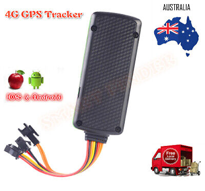 AU125.29 • Buy 4G LTE + 3G WCDMA 2 In 1 GPS TRACKER REAL-TIME ANTI-THEFT VEHICLES TRACKER AU