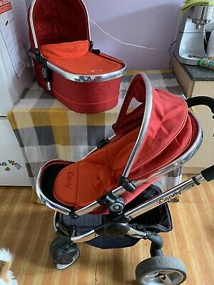 ICandy Peach With Red And Brown Seats • 60£