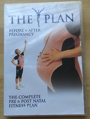 The Y Plan Before & After Pregnancy Pre & Post Natal Fitness Plan DVD New+Sealed • 2.20£
