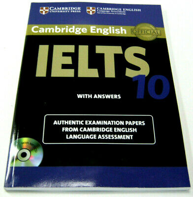 £12.93 • Buy 10 Esol Student's Book With Answers And Mp 3 C D Cambridge Ielts Official