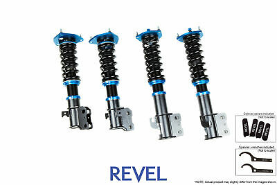 $1044.65 • Buy Revel By Tanabe Touring Sport Coilovers For 02-07 Subaru WRX & 2004 STI