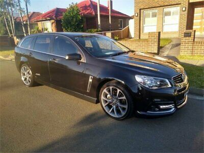 AU27999 • Buy 2015 Holden Commodore VF II SS V Black Automatic A Wagon