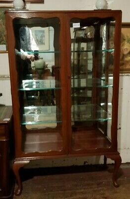 AU385 • Buy Display China Glass Collectables Queen Anne Style Antique