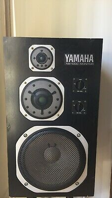 AU1850 • Buy Yamaha NS-1000 Monitor Speakers