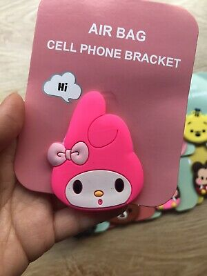 AU4 • Buy My Melody Phone Holder Fits For Pop Socket Samsung IPhone Accessories Sanrio